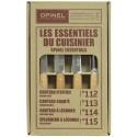 Coffret OPINEL - Les Essentiels du Cuisinier