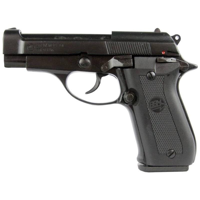 Pistolet alarme BRUNI Mod. 84 noir Cal. 9mm
