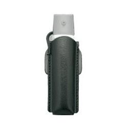 Porte Aérosol Cuir - Ouvert - Diam 35mm