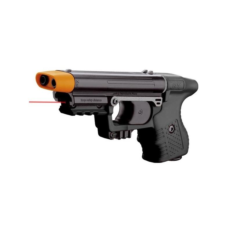 Jet Protector - PIEXON JPX avec laser - Noir