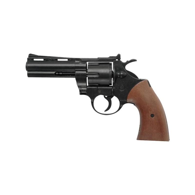 Revolver alarme BRUNI - PYTHON noir - Cal. 9mm