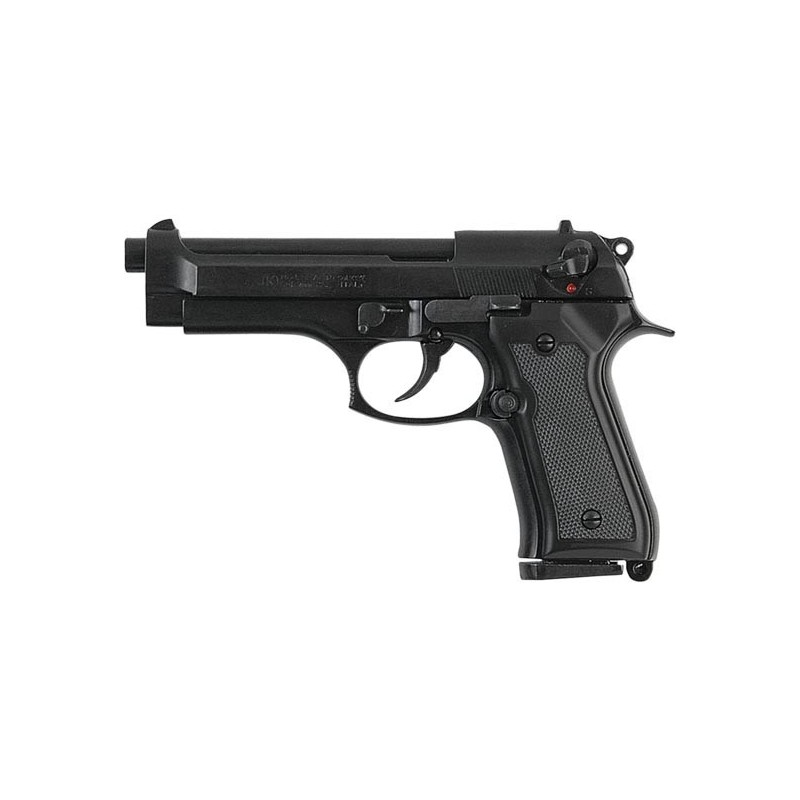 Pistolet alarme KIMAR Mod. 92 noir Cal. 9mm