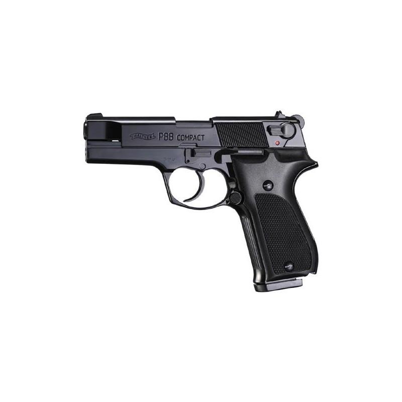 Pistolet alarme UMAREX P88 noir Cal. 9mm