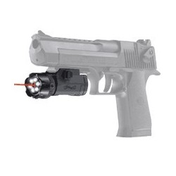 Pointeur laser et LED WALTHER - Night Force