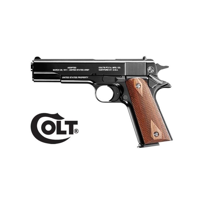 Pistolet d'alarme COLT M1911 Commémoratif 100 ans