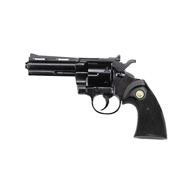 Revolver alarme KIMAR - PYTHON noir - Cal. 9mm
