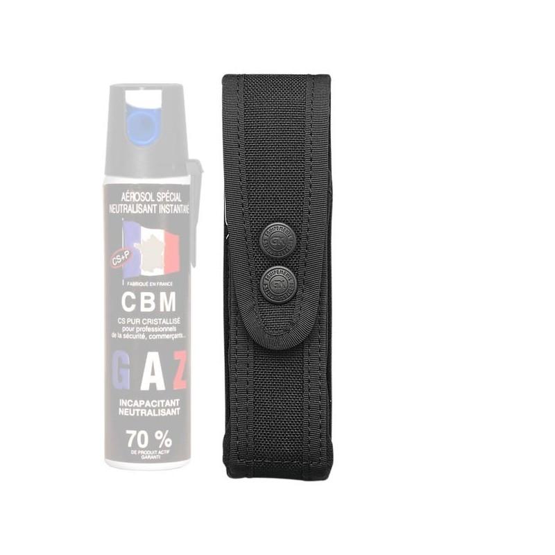 Porte Aérosol GK - Grand Modèle - Cordura - Diam 35 mm