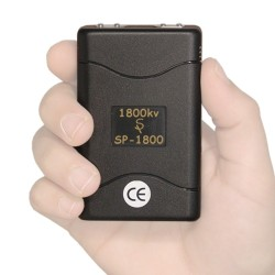 Poing électrique TIGER STUN 1 800 000 V
