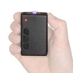 Poing électrique TIGER STUN 300 000 V rechargeable - mini + lampe et laser