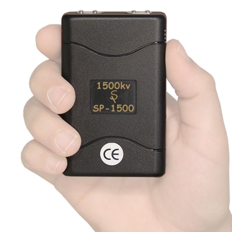Poing électrique TIGER STUN 1 500 000 V