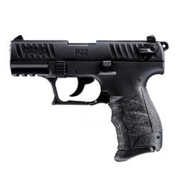 Pistolet d alarme WALTHER P22Q Cal. 9mm - Noir