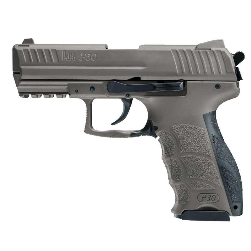 Revolver d alarme HECKLER & KOCH P30 FDE - Cal 9 mm