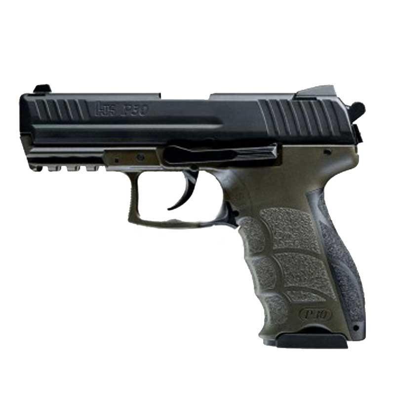 Revolver d alarme HECKLER & KOCH P30 ODG - Cal 9 mm - Olive