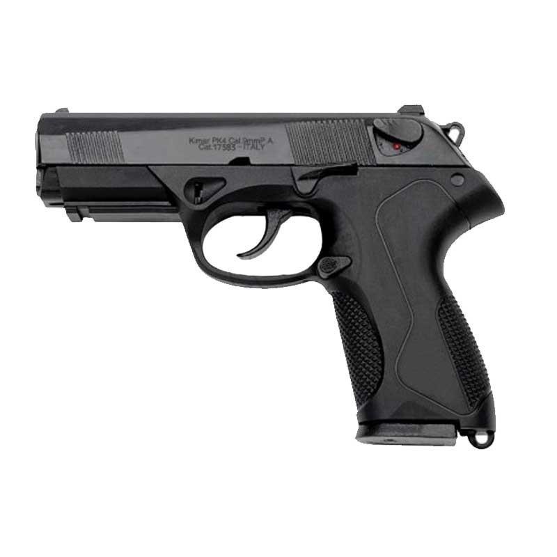 Pistolet alarme KIMAR PK4 noir Cal. 9mm